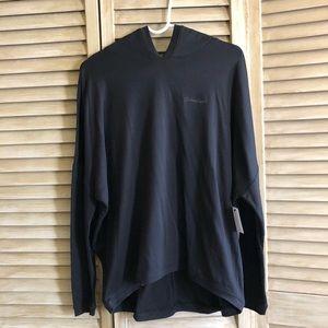 CK dolman sleeve hoodie size M/L
